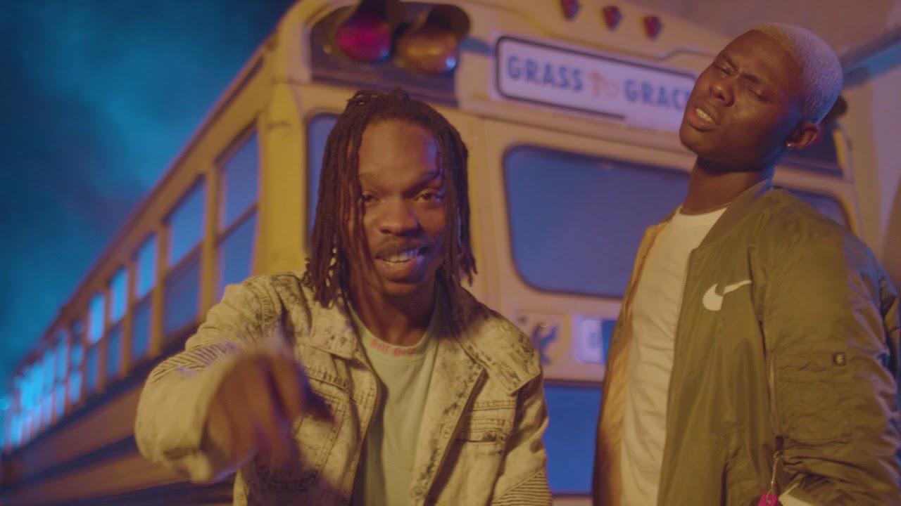 [Video] Mohbad ft. Naira Marley - Koma Jensun