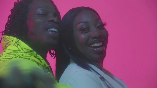 [Video] Naira Marley ft. Ms Banks - Anywhere