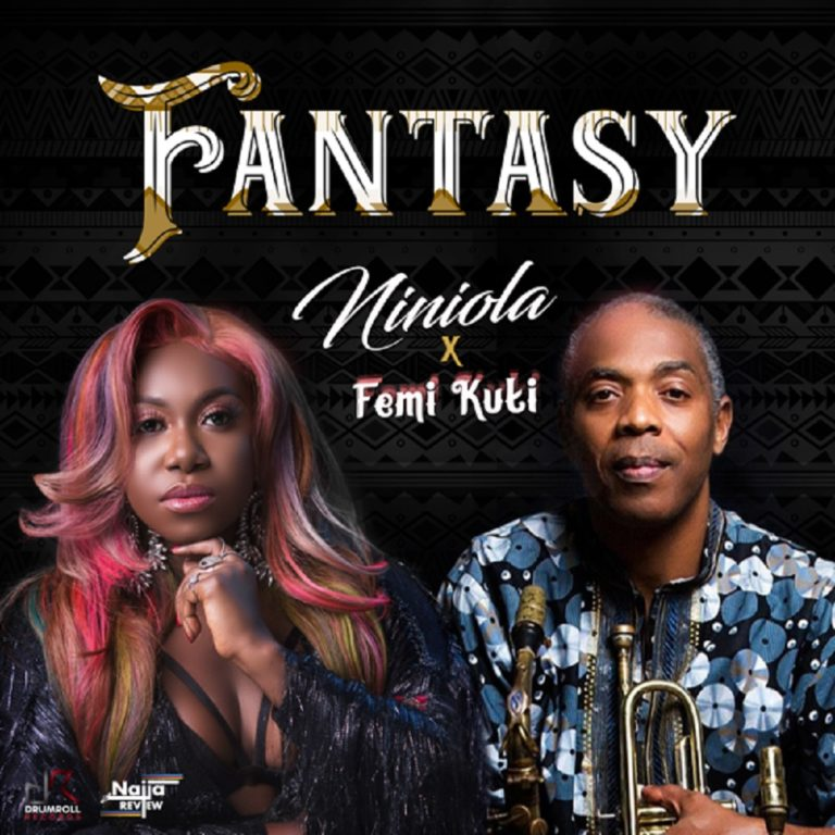 [Music] Niniola ft. Femi Kuti - Fantasy
