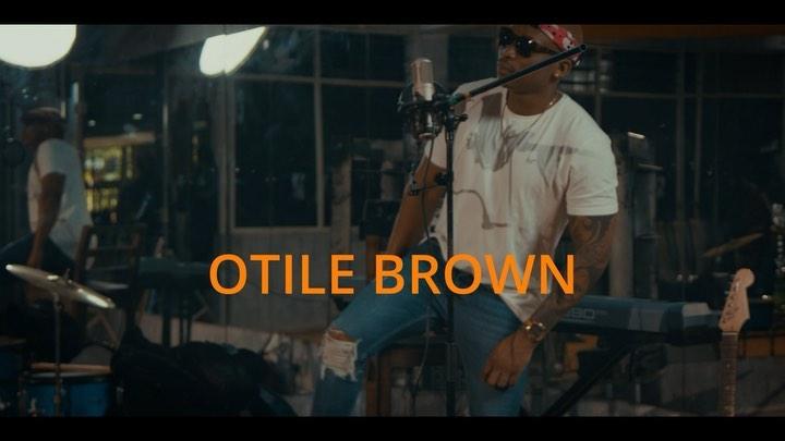[Music & Video] Otile Brown - Wine