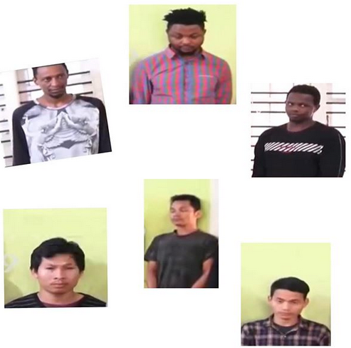 CHAI! Six Arrested For Defrauding 200 People With Kidney Scam