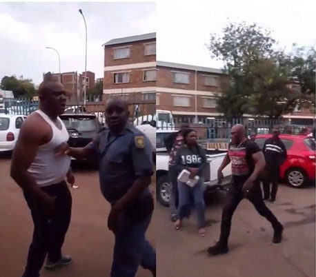 Man Arrested for Killing His Benefactor During an Argument (video)