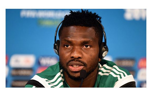 Joesph Yobo appointed Super Eagles assistant coach