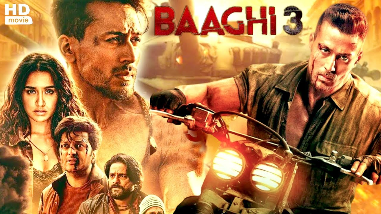 DOWNLOAD: Baaghi 3 - Latest Indian 2020 Bollywood Movie