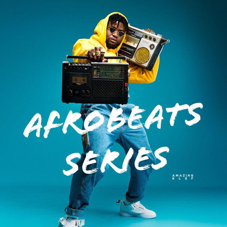 [Mixtape] DJ Enimoney - Afrobeats Series Mix
