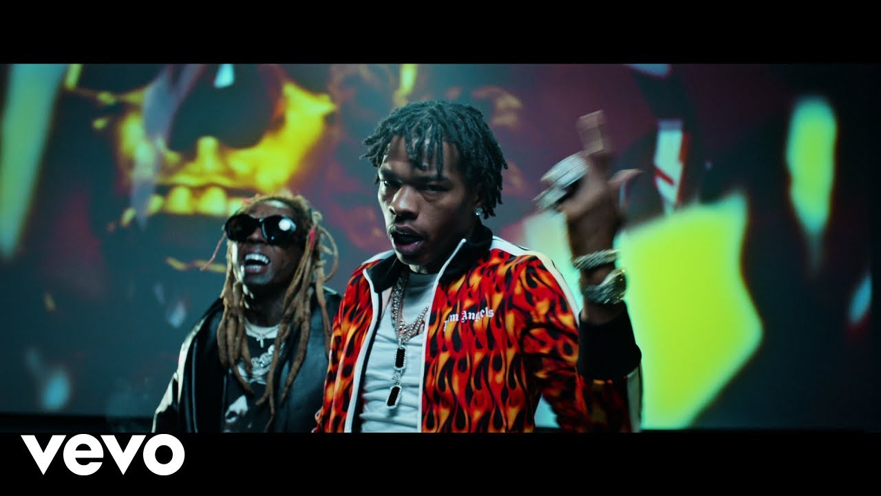 [Video] Lil Baby ft. Lil Wayne - Forever