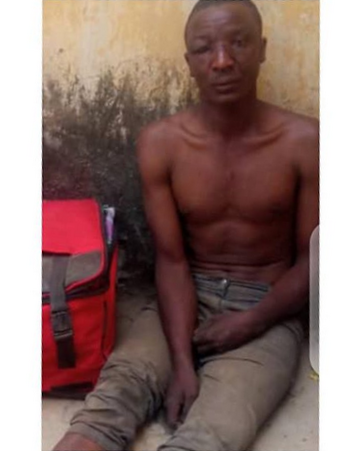 Wicked! Man allegedly killed his 14 years old girlfriend over pregnancy ownership