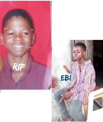 SAD! 13 Years Old Boy Stabs His Brother To Death During Argument
