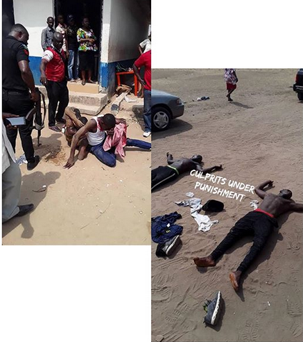 SAD! Secondary School Student Stabs Fellow Student Over Cultism
