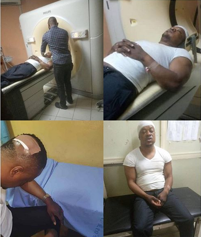 CHAI! Gunmen Attacks Gospel Singer, Atorise