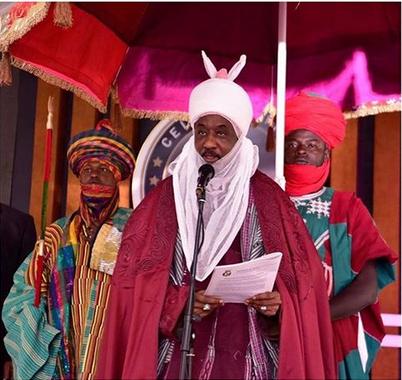 Again, El-Rufai Appoints Sanusi The Chancellor of Kaduna State University