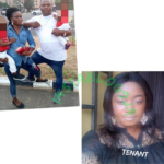 Landlord and his wife arrested for brutalizing tenant over unpaid house rent (See Photos)