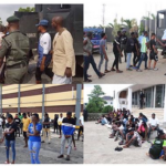 60 Youths Arrested For Holding Lockdown Party In Lagos