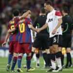 Lionel Messi made me feel embarrassed